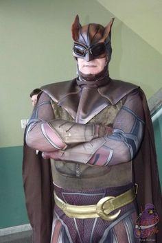 Rogério Lopes as Nite Owl (Watchmen). Brazil.