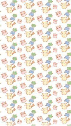 Kawaii Pokemon Wallpaper on WallpaperSafari Wallpapers Android, Pokemon Android Wallpaper, Iphone Wallpaper Kawaii, Cute Pokemon Wallpaper, New Wallpaper Iphone, Cute Wallpaper For Phone, Cute Wallpapers, Wallpaper Wallpapers, Iphone Original