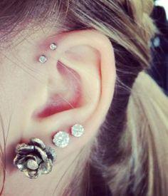 5 Cool and Unique Ear Piercings | Top Ear Piercings Picks