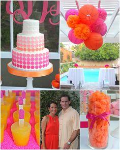 Pink festa linda!