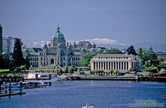 Victoria Island , BC beautiful gardens , great hotels....One of the best high teas ever....