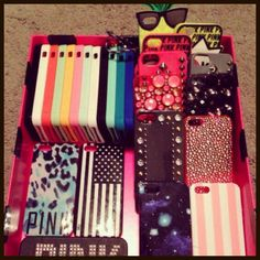 Most all of my iPhone 5s case