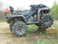 Four Wheelers, Atvs, Motorcycle, Vehicles, Ideas, Motorcycles, Car, Thoughts, Motorbikes