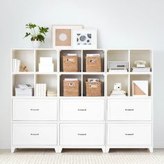 Wall Storage Systems, Modular Storage, Storage Sets, Cube Storage, Storage Spaces, Toy Storage, Bookcase With Drawers, Large Bookcase, Set Of Drawers