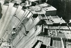 hoover dam construction - Google Search