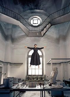 For more than three decades, performance artist Marina Abramović has been testing the boundaries between performer and audience and the limits of her own body, occasionally risking her life in the process.