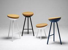 Boet Stools by Note Design Studio