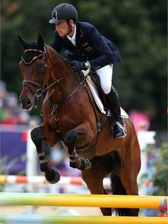 Germany win Team Eventing gold
