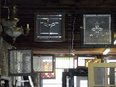Stained Glass/Leaded Glass