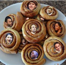 ah yes look at all the cinnamon rolls.