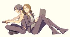 """Root & Shaw """"Person of interest"""" : Photo"""