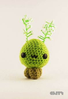 Amigurumi, via Flickr.