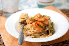 Cajun Shrimp Pasta...this is Delicious