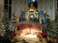 Merry Christmas From the Basilica of the Sacred Heart at the University of Notre Dame, IN.