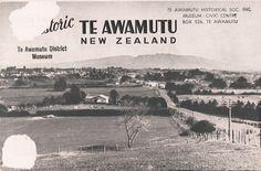 Historic Te Awamutu New Zealand; - Te Awamutu Museum on NZMuseums Tourism Poster, Museums, Booklet, New Zealand, Posters, News, Vintage, Poster, Postres
