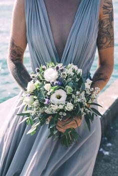 15 Creative Wedding Tattoos That Inspire You ❤ See more: http://www.weddingforward.com/wedding-tattoos/ #weddings #tattoo