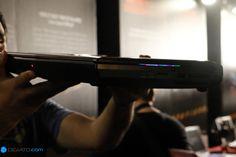 نگاه نزدیک آفتاب آی تی به لپ تاپ گیمینگ GT75VR Titan ام اس آی