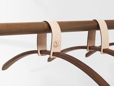 belt hanging rack by Jessica Nebel ➕ #nowyprodukt
