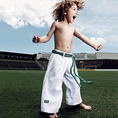 Minha vida e a capoeira!: criança na capoeira!!