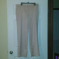 The Limited Wide Leg Trouser Light blush pink, wide leg trouser from The Limited, worn once! Great condition and pants. Don't like the price, make an offer! The Limited Pants Trousers