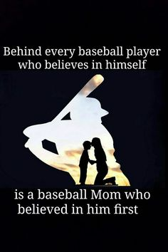 ❤⚾ been there thru all the innings. I didn't miss even one. 10 years strong of being a baseball mom <3