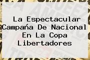 http://tecnoautos.com/wp-content/uploads/imagenes/tendencias/thumbs/la-espectacular-campana-de-nacional-en-la-copa-libertadores.jpg Copa Libertadores 2016. La espectacular campaña de Nacional en la Copa Libertadores, Enlaces, Imágenes, Videos y Tweets - http://tecnoautos.com/actualidad/copa-libertadores-2016-la-espectacular-campana-de-nacional-en-la-copa-libertadores/