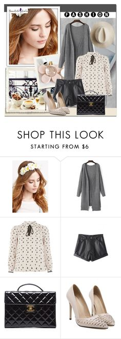 """Beautifulhalo II-5"" by irmica-22 ❤ liked on Polyvore featuring Forever 21, Prada, Chanel, Artesano, women's clothing, women, female, woman, misses and juniors"