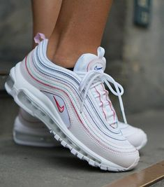innovative design 5cd7b 2e746 Nike Air Max 97 SE Sneakers Nike, Cute Sneakers, Nike Trainers, Cute Shoes
