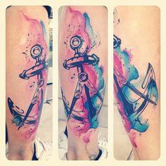 tattoo by Kiriakos saketattoocrew