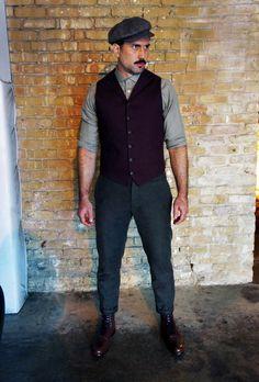 Lookbook – Bykowski Tailor & Garb