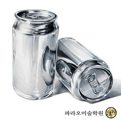 #기초디자인개체#금속재질#기초디자인금속#캔#묘사#금속_재질_묘사#파라오#파라오미술학원 Pencil Shading, Pencil Art, Pencil Drawings, Still Life Sketch, Still Life Drawing, Metal Drawing, Object Drawing, Hidrocor, Realistic Sketch