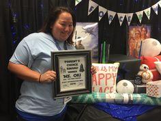 Star Wars Themed Teacher Appreciation Week Party parent choice award