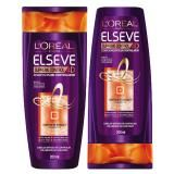 Kit Shampoo + Condicionador LOréal Paris Elseve Supreme Control 4d -