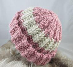 Hand Knit Alpaca Hat by KingstonAlpacaKnits on Etsy