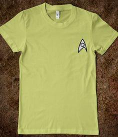 spock shirt at Skreened. $26.99