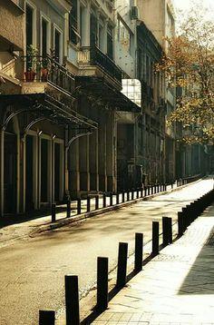 Athens, Praxitelous street