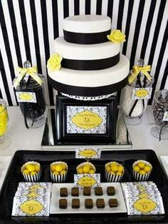 Cute ideas for a 60th or any birthday party!