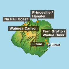 Kauai tours & activities, things to do in Kauai   Hawaii Activities