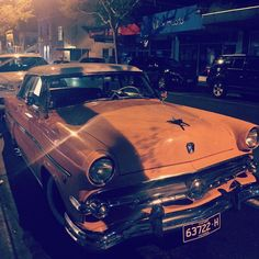 #treasures in the #streets #cars #classiccar