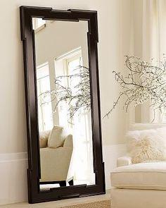 big floor mirror