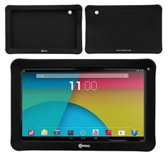 """10.1 inch Android Tablet Cover Case for Contixo Q102 10.1"""" Tablet(Black) #Contixo"""