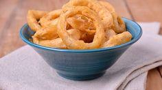Onion rings (Aros de cebolla) - Matthew Scott - Receta - Canal Cocina