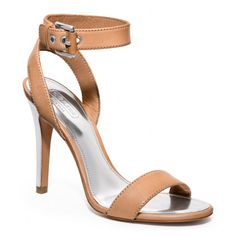 The Leighann Heel from Coach | ERMAHGERD I WANT THIS SHOE.