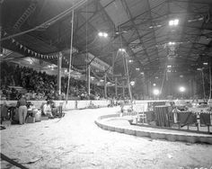 Circus held in Edmonton Gardens! Source: Flickr. #FlashbackFriday #EdmontonHIstory