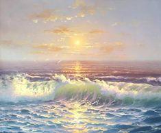 Картины (живопись) : Рассвет