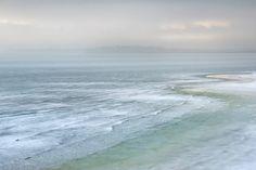 Frozen Waves by Gundula Walz, Photography, Digital Frozen Waves, Sea And Ocean, Baltic Sea, Landscape Photography, Fine Art, Digital, Day, Beach, Water