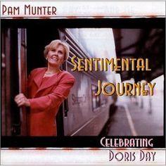 American cabaret singer Pam Munter records a Doris Day tribute album at Capitol Records (LA) Cabaret Show, Capitol Records, Dory, Singer, Album, American, Singers, Card Book