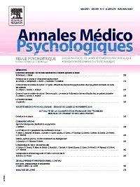 Annales médico-psychologiques [recurs electrònic]. [Amsterdam ; New York] : Elsevier Science,