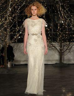 Maravillosa la colección 2014 de vestidos de novia de @TheJennyPackham