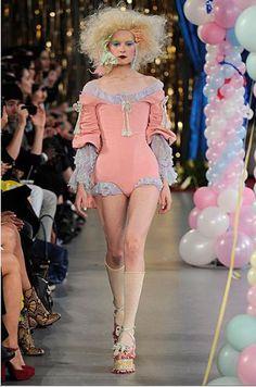 Meadham Kirchoff, London Fashion Week